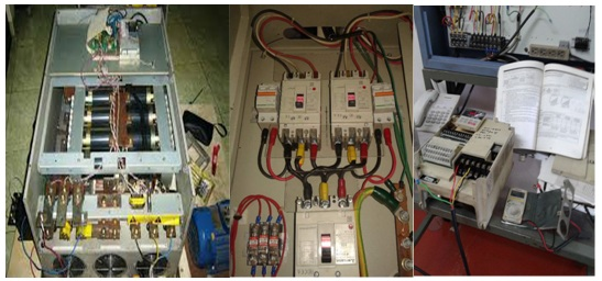 Install and Service Panel Control