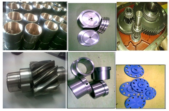 Machining Product