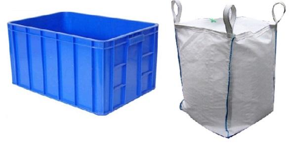 Jual Jumbo Bag dan Box Plastik Semarang