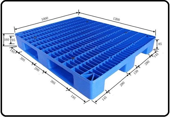 Jual Pallet Plastik Untuk Gudang, Ekspor Dan Impor