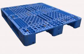 Jual Pallet Plastik Baru Dan Bekas Ukuran 1300 mm X 1300 mm X 150 mm