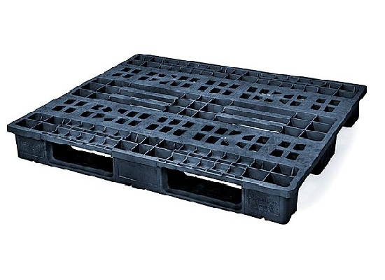 Jual Pallet Plastik Baru Dan Bekas Ukuran 1500 mm X 1200 mm X 150 mm