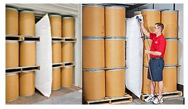 Polypropylene paper laminated bags