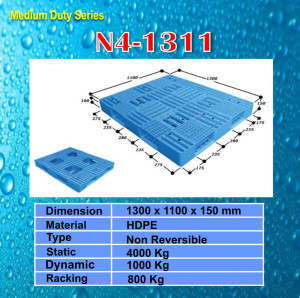 n4-1311 medium duty series