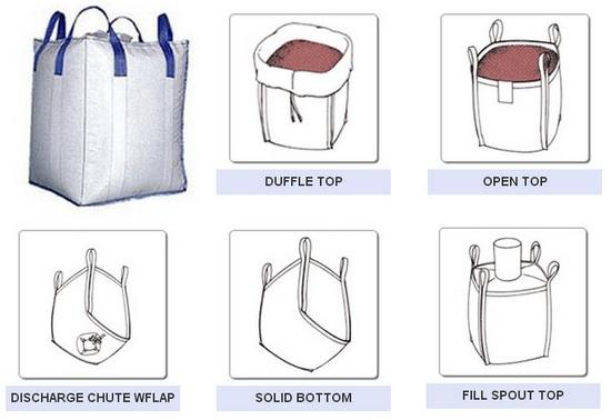 Distributor Jumbo Bag Baru dan Bekas