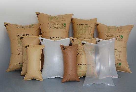 distributor dunnage bag baru dan bekas di palembang